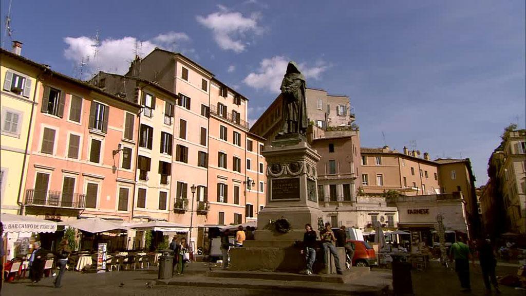 Campo Dei Fiori.Piazza Campo De Fiori From Home To Rome